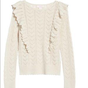 Pointe sweater